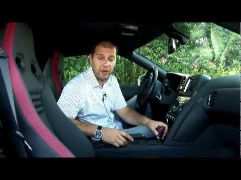 Тест Nissan GT-R 2012