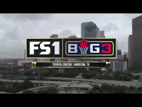 BIG3 2018 Week 01 Houston