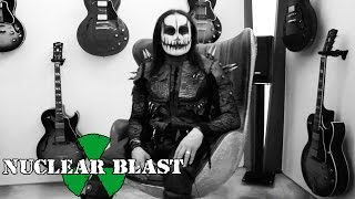 CRADLE OF FILTH Dani Filth 'Hammer Of The Witches' (INTERVIEW)