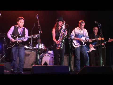 Silvia Cicardini Band at Nitro Tribute at Slims
