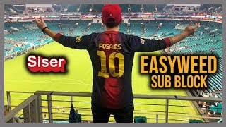 EasyWeed® Sub Block