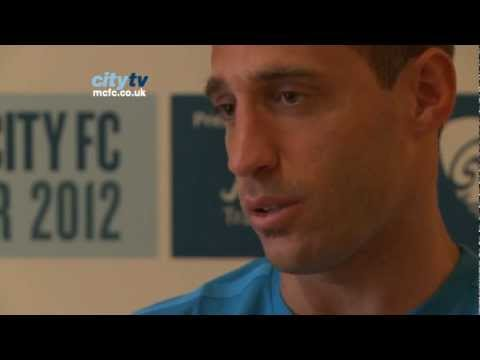 CITY IN AUSTRIA 5: Pablo Zabaleta EXCLUSIVE Interview - HD