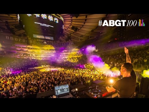 Andrew Bayer at #ABGT100 Madison Square Garden