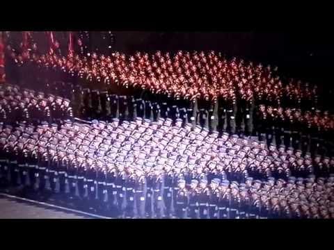 Гимн Украины на Красной площади/ В москві на параді/Anthem of Ukraine on Red Square