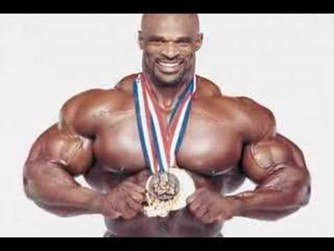 Ronnie Coleman Game Over
