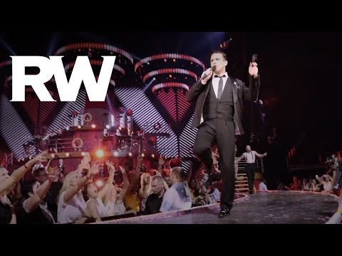 Robbie Williams | Sensational | Swings Both Ways Live