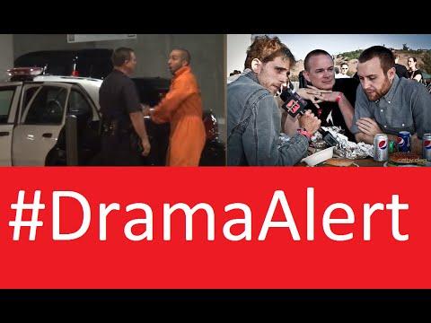 fouseyTUBE Arrested? #DramaAlert - Weekly DramaAlert.com Recap