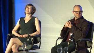 """""""The Leftovers"""" Master Class with Damon Lindelof and Carrie Coon"""