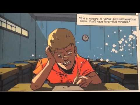 Cherub The Recruit book trailer - YouTube