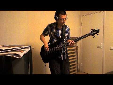 Radio Moscow - No Good Woman Bass Cover