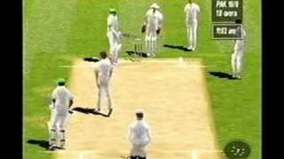 Brian Lara Cricket PSX LBW glitch