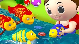 Machli Jal Ki Rani Hai - Hindi Rhymes for Kids | मछली जल की रानी है | Hindi Balgeet Compilation