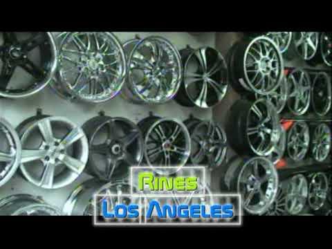 Xalapa Rines y Accesorios para Autos LOS ANGELES