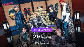 [Replay][I'm Celuv] 원어스(ONEUS), FLY WITH US (Celuv.TV)