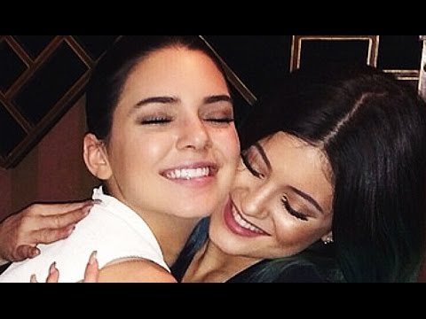 Kylie Jenner Puts Her Hand Down Kendall Jenner's Pants