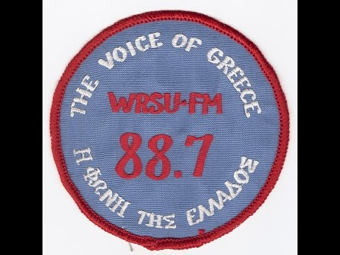 The Voice of Greece - WRSU-FM - May 15, 1976