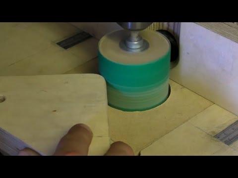 DIY Drum Sander for Pillar Drill / Drill Press