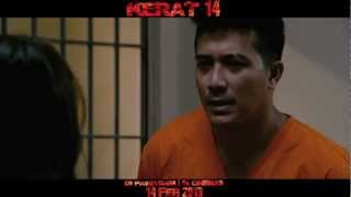 KERAT 14 OFFICIAL TRAILER - AARON AZIZ & SITI SALEHA 14 FEB 2013