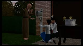 The Sims 3 (feat. Facebook) Music Video - The Last Cloth