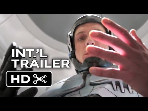 RoboCop Official International Trailer #3 (2014) - Samuel L. Jackson Movie HD