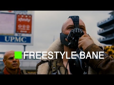 FREESTYLE BANE - Auralnauts