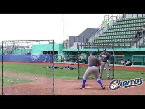 Entrenamientos de Charros de Jalisco Béisbol