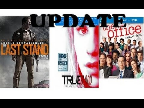 Bluray UPDATE Tuesday May 21st 2013 (The Last Stand, True Blood, The Office)