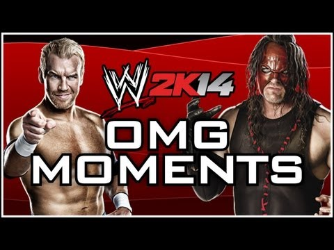WWE 2K14 - New OMG Moments (Part 2)