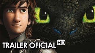 CÓMO ENTRENAR A TU DRAGÓN 2 - Trailer Oficial #2 (2014) HD