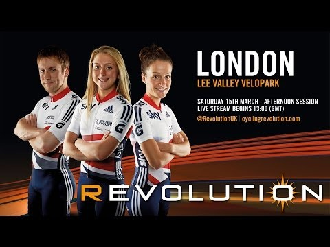 Revolution Series - London 15th March - Afternoon Session