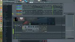Making Ethiopian Debub music By Lejteddy on FL Studio