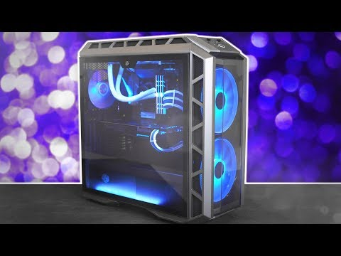 $2600 Gaming PC - Time Lapse Build