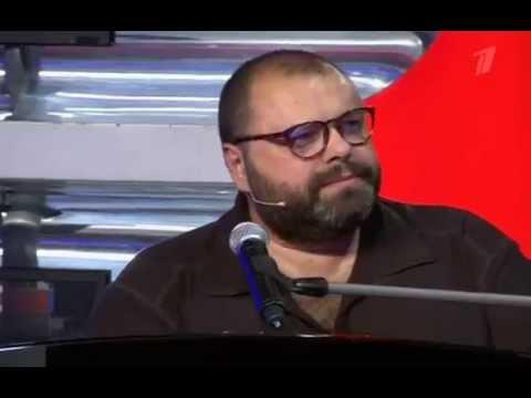 Макс Фадеев - Танцы на стёклах 'Сегодня вечером' 28 02 2015