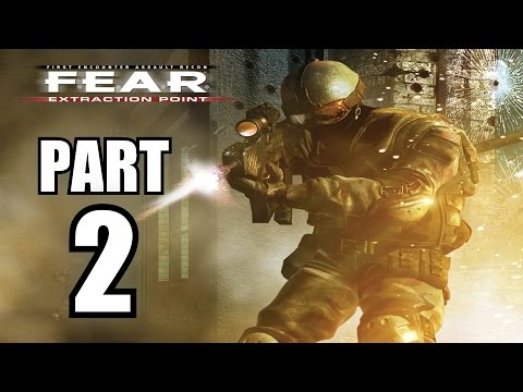 ► F.E.A.R. : Extraction Point | #2 | Duchové! | CZ Lets Play / Gameplay [720p] [PC]