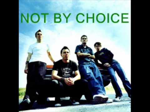 Not By Choice - Standing All Alone