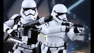 Hướng dẫn lắp ghép xếp hình Star Wars Stormtrooper (First Order) KSZ605-2 (81 Miếng Ghép)