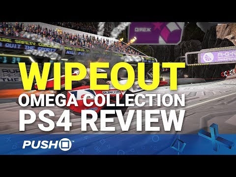 WipEout Omega Collection PS4 Review: Need for Speed   PlayStation 4   PS4 Pro Gameplay Footage
