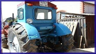 Тюнинг трактора мтз 82 своими руками