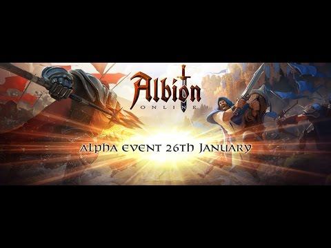 Albion Online   Exclusive Winter Alpha Gameplay Trailer