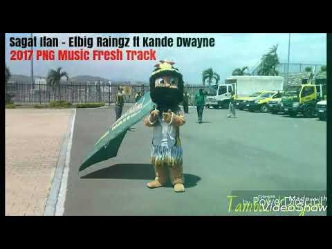 Sagat Ifan-Elbig Raingz ft Kande Dwayne - Harii Waipa Yaah -(2017 PNG Music)