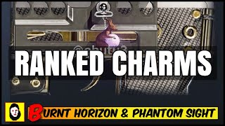 *NEW* RANKED CHARMS LEAKED FOR Burnt Horizon & Phantom Sight - Rainbow Six Siege NEWS
