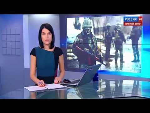 Украинские Силовики обстреляли кортеж Главы ДНР!!!