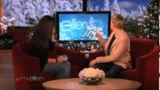 Ellen and Underwriters Laboratories Make the Holidays Brighter