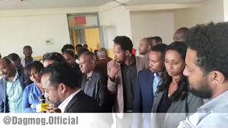 Ethiopian Actress And Actor Visited Misplaced Ethiopians