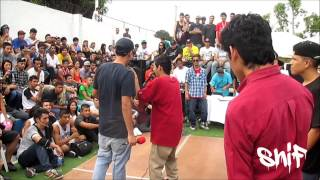 3. honli vs snif. face to face el salvador 2013