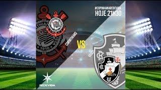 Copa São Paulo de Futebol Júnior - Corinthians X Vasco