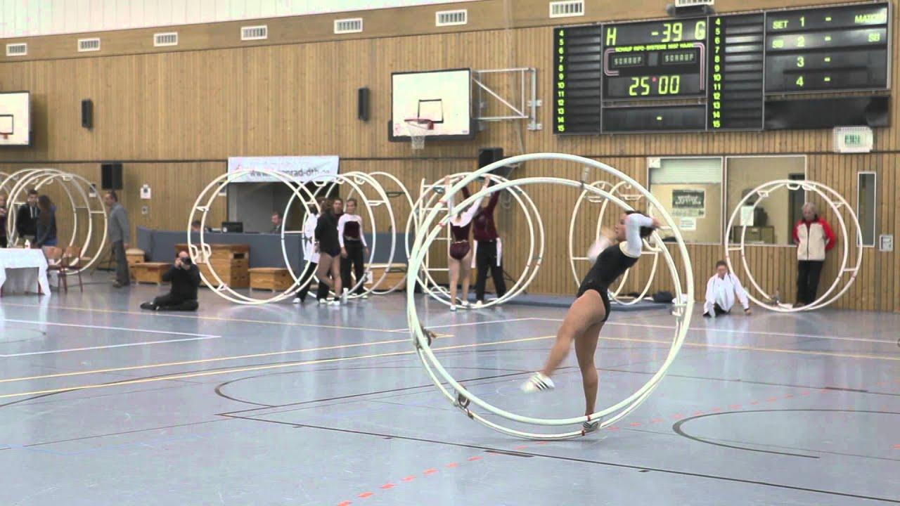 Süddeutsche Meisterschaften 2012 Aruba Elhozayel - Spirale