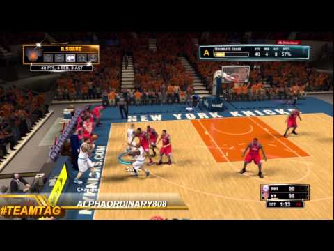 NBA 2K13 20T THIRLLER 