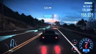 Need for Speed™_Mental Block Trophy_Get a 350,000 Drift Score in Ken's Car
