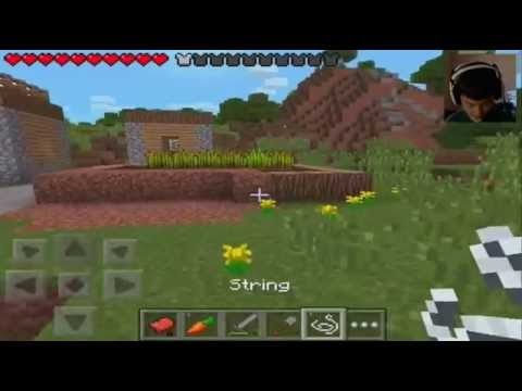 Minecraft PE Survival: Ep. 3 Finding a Place to Build